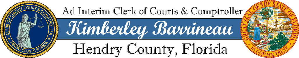 Hendry Clerk of Courts & Comptroller